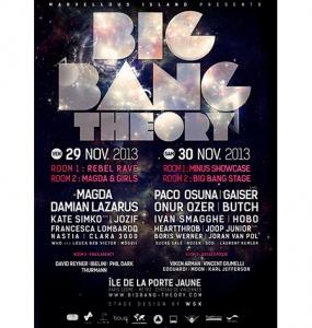 Big Bang 2013