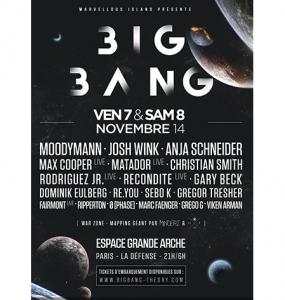 Big Bang 2014