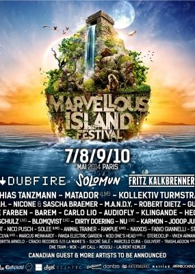 Marvellous Island 2014