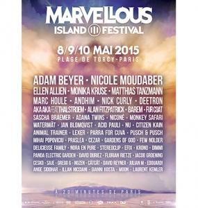 Marvellous Island 2015