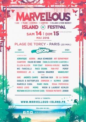 Marvellous Island 2016