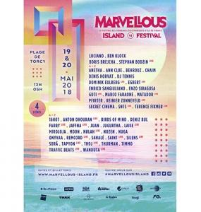 Marvellous Island 2018
