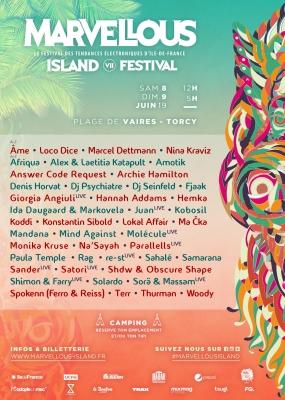 Marvellous Island 2019